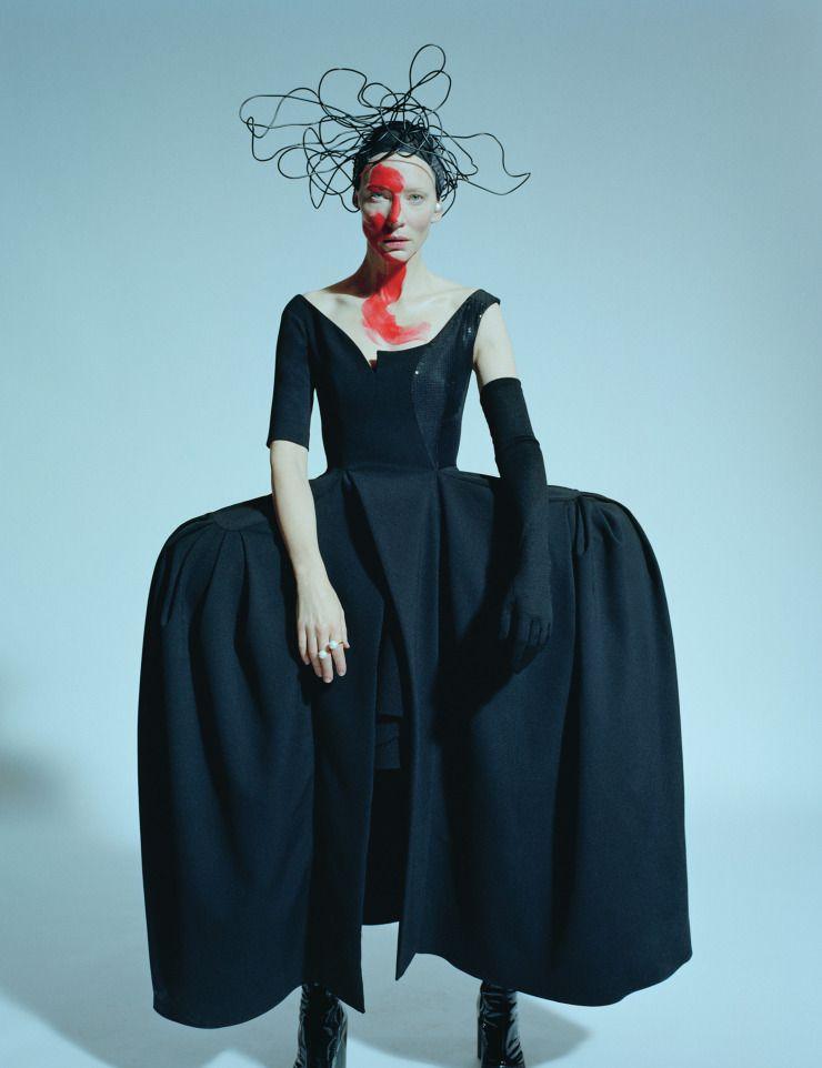 Cate Blanchett by Tim Walker   GRAVERAVENS