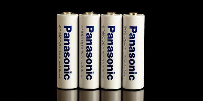 Panasonic Solar Panel Battery
