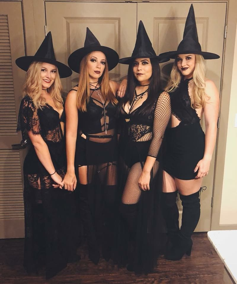 Diy Sexy Witch Costume : witch, costume, Rebecca, Caryl, Holiday, Witch, Halloween, Costume, Outfits,