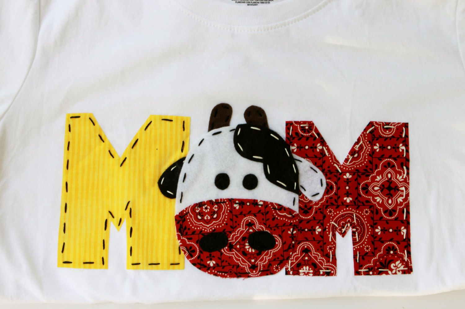 Mom Barnyard Birthday Shirt Dad Two Cow 2nd By Codysboutique 2899