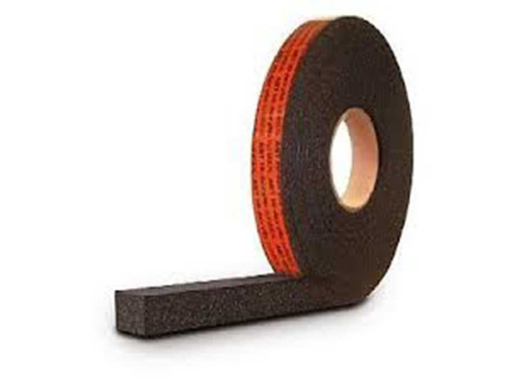 1 X 1 X 236 Expanding Foam Sealant Tape For Metal Roof Closure 5 Pieces Sealing Gaps In Metal Roofing Panels Roof Panels Metal Roof Expanding Foam