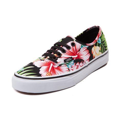 dbf01bd862d0 Shop for Vans Authentic Hawaiian Floral Skate Shoe