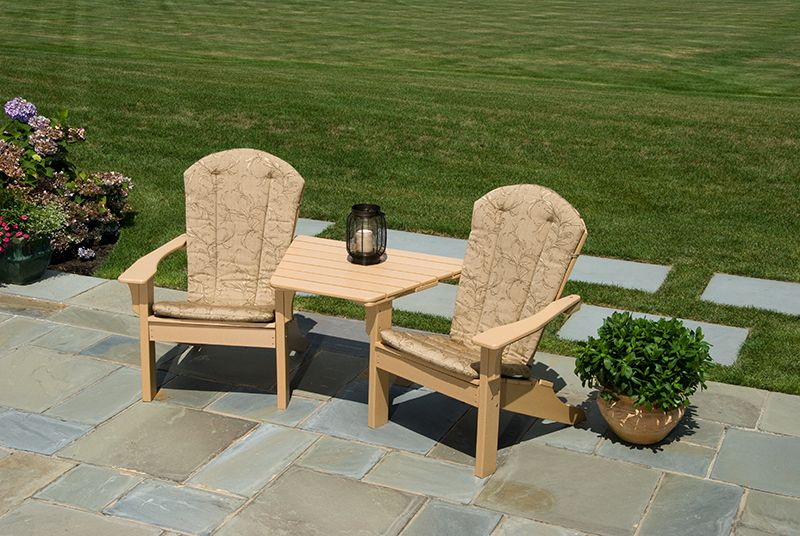 Easycare Adirondack Chairs Outdoor Furniture Sets Casual