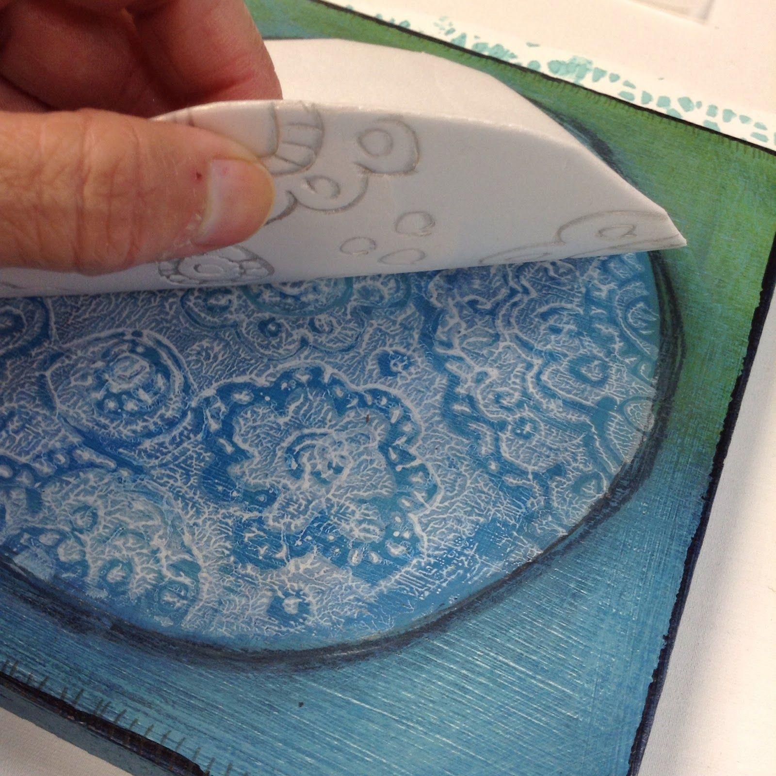 Printmaking by Ruth Rae