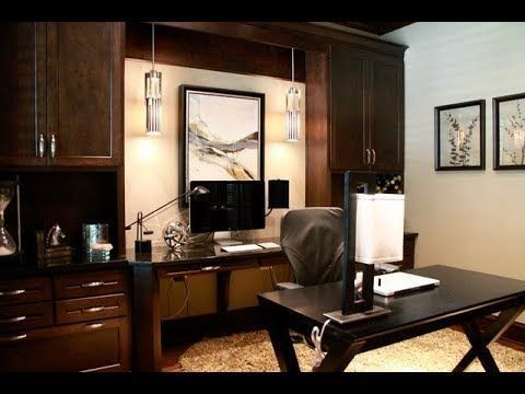 How To Decorate A Modern Home Office Modern Home Office Design