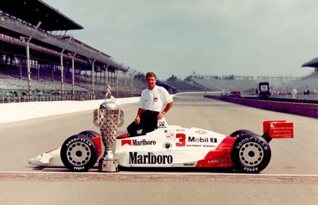 the complete history of indianapolis 500 winners1991 rick mears rh pinterest com