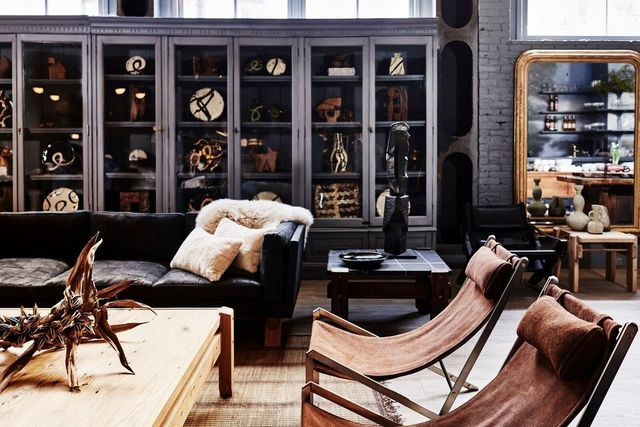 inside the coolest experiential design shop in new york city domino rh pinterest com