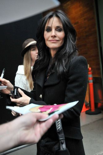 5 Celebs Whose Plastic Surgery Has Made Them Unrecognizable (PHOTOS) | The Stir  Courtney Cox channeling inner Michael Jackson?