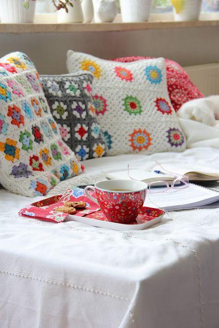 IDA Interior LifeStyle: crochet