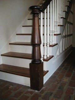 Best Spanish Cedar Newel Post Newel Posts Millwork Home Decor 400 x 300