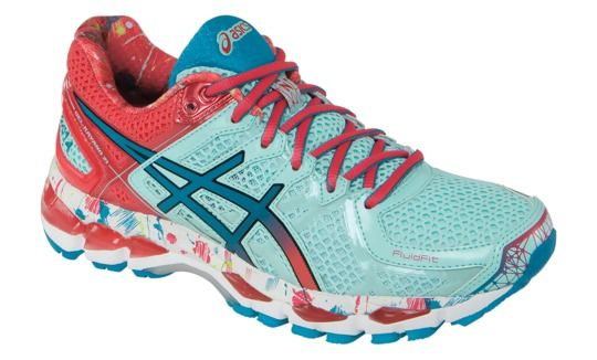 reputable site e760f 3fba6 GEL-KAYANO 21 NYC - perfect marathon shoes | รองเท้าวิ่ง in ...
