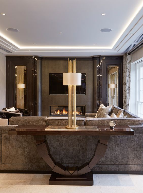 30 Sharp Center Tables For Contemporary Living Room Design Custom Luxury Modern Living Room Design Design Ideas
