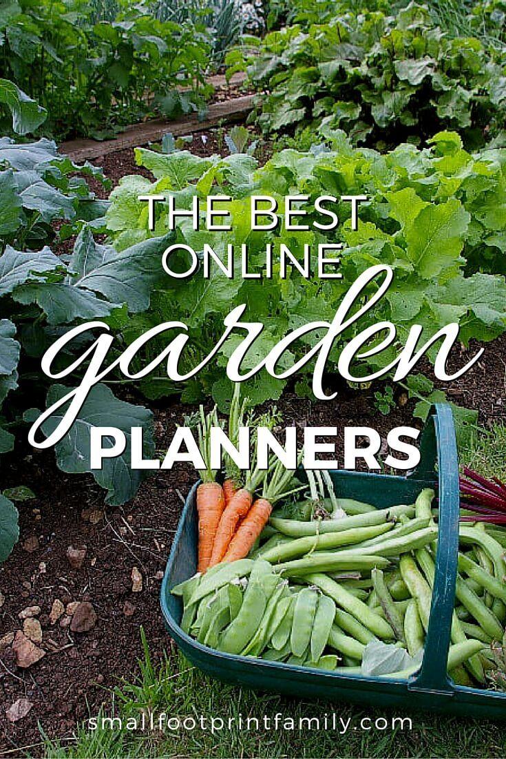 The best online vegetable garden planning tools for Plan your garden online