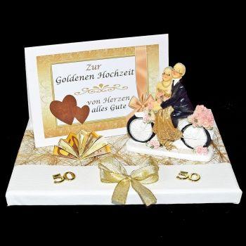 Geschenk Goldene Hochzeit