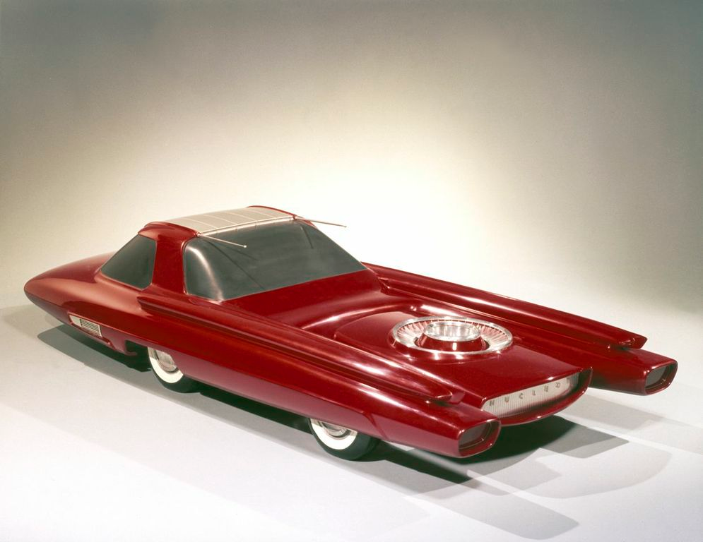 Cars of Futures Past – Ford Nucleon Concept | Hemmings Daily -