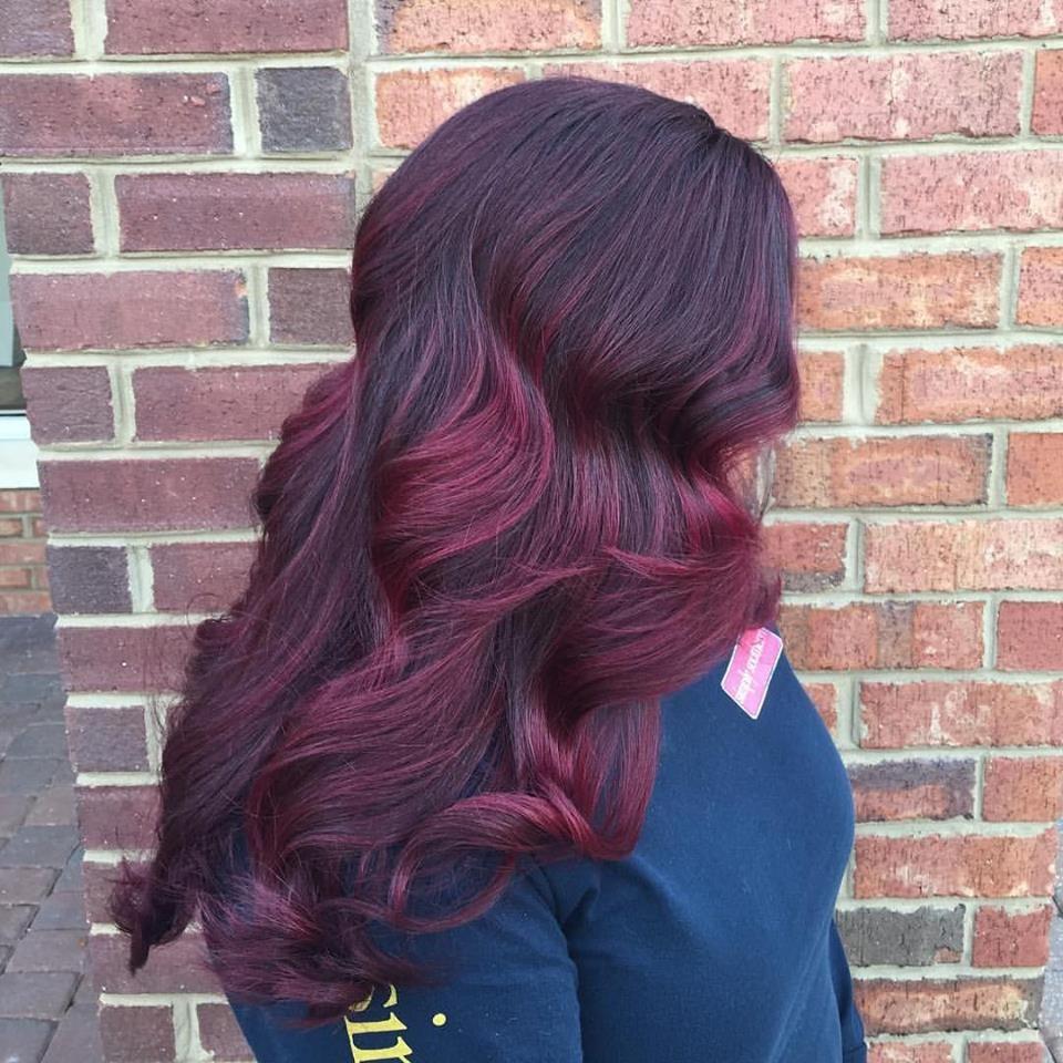 Beautiful Hair at Bleach Please Salon! bleachpleasesalon
