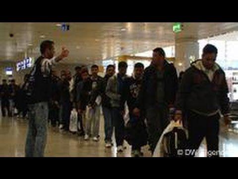Griechenland: Flüchtlinge wollen zurück   Europa Aktuell