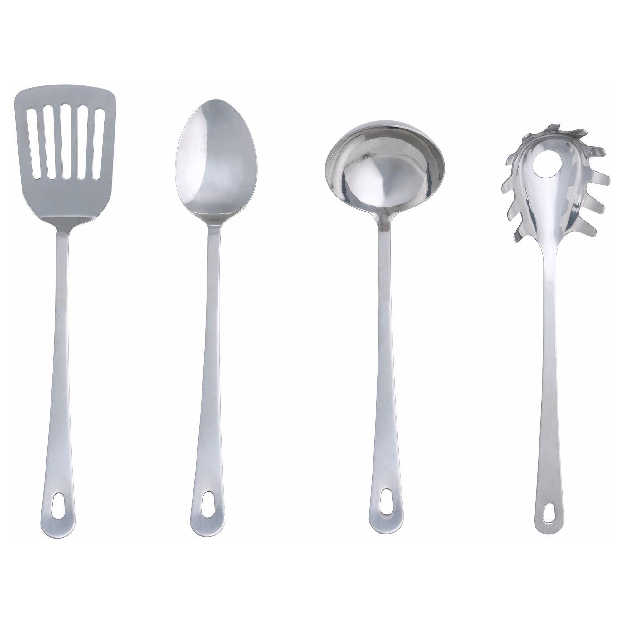 Add Some Shimmer To Your Kitchen With These GRUNKA Kitchen Utensils.