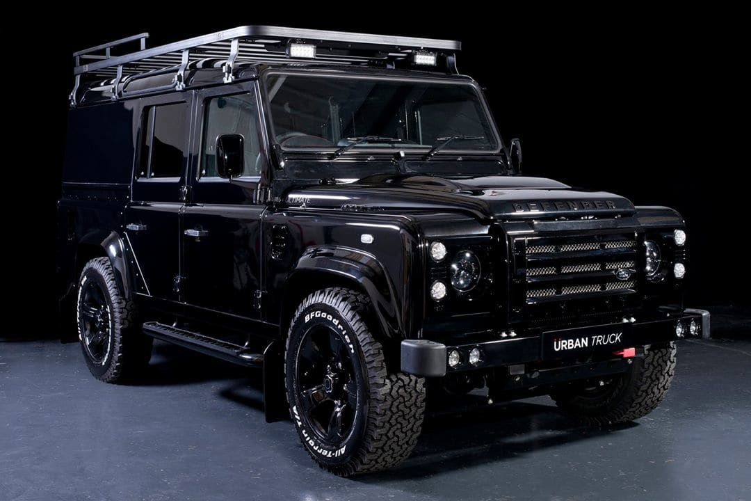 The Land Rover Defender Ultimate Edition Is Insane Land Rover
