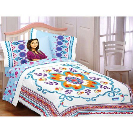 Buy Wizards Of Waverly Place Sheet Set At Walmart Com With Images