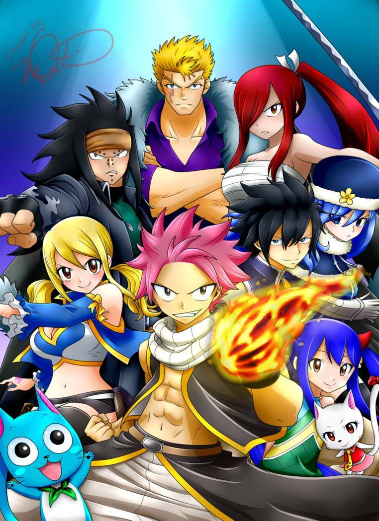 lecture en ligne Fairy Tail 431 page 30 Fairy tail anime