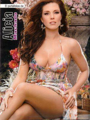 Alicia Machado Video Hot