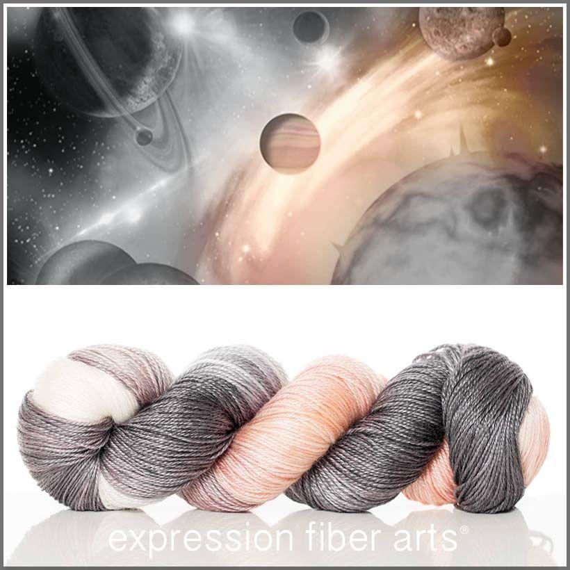 Interstellar 'luster' sport Fabric yarn, Yarn stash