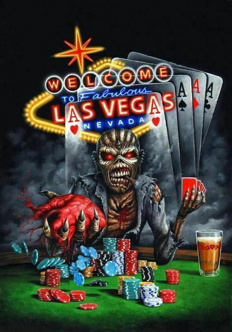 Iron Maiden The Book Of Souls Las Vegas Poster Fridge Magnet 2 5 X 3 5 Hademade Iron Maiden Eddie Iron Maiden Posters Iron Maiden Cover