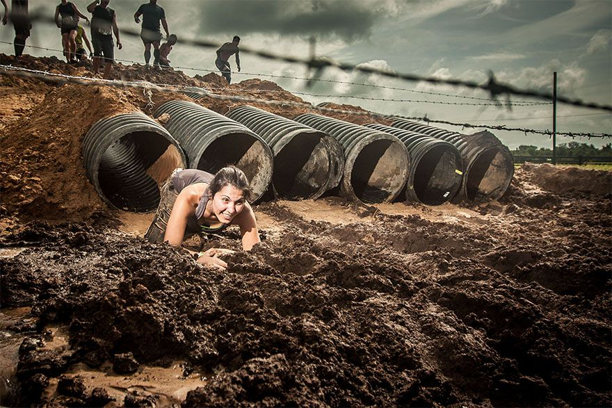 Rugged Maniac Obstacle Race Gets Crackinu0027 With Mud, Sweat, And Beers