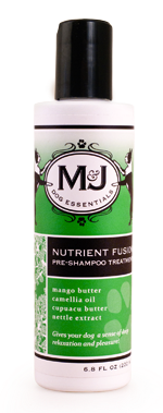 Is your pup suffering from dry skin? Our Nutrient Fusion treatment is sure to sooth itchy dog skin: http://bit.ly/wtG7PX