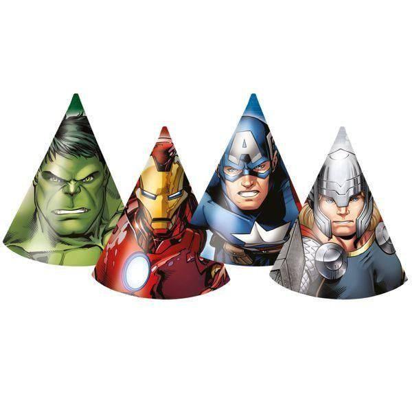 Image result for paper hats avengers
