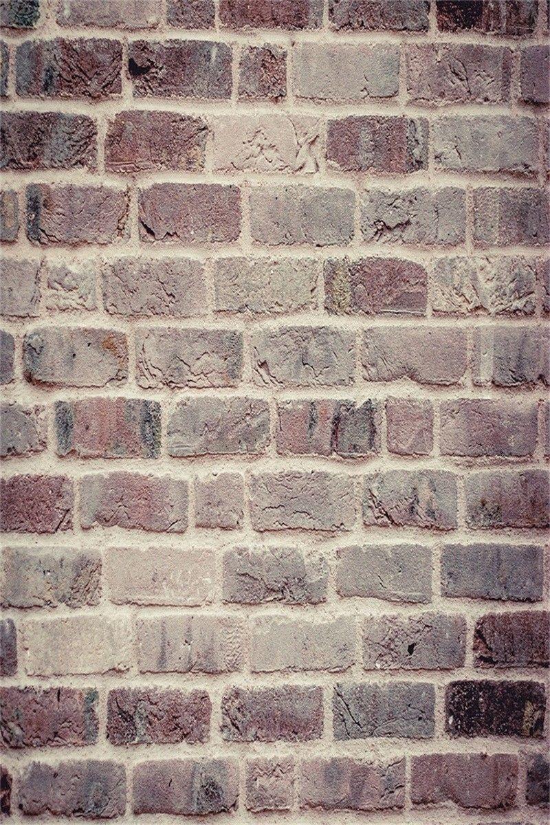 3x5ft worn brick wall backdrop nostalgic vintage kid baby photography background in 2018. Black Bedroom Furniture Sets. Home Design Ideas