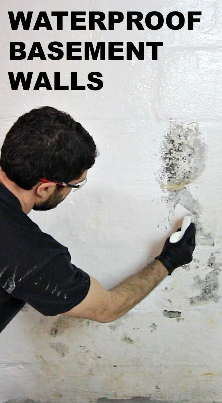 Cheap Basement Ideas And Makeover On A Dime Waterproofing