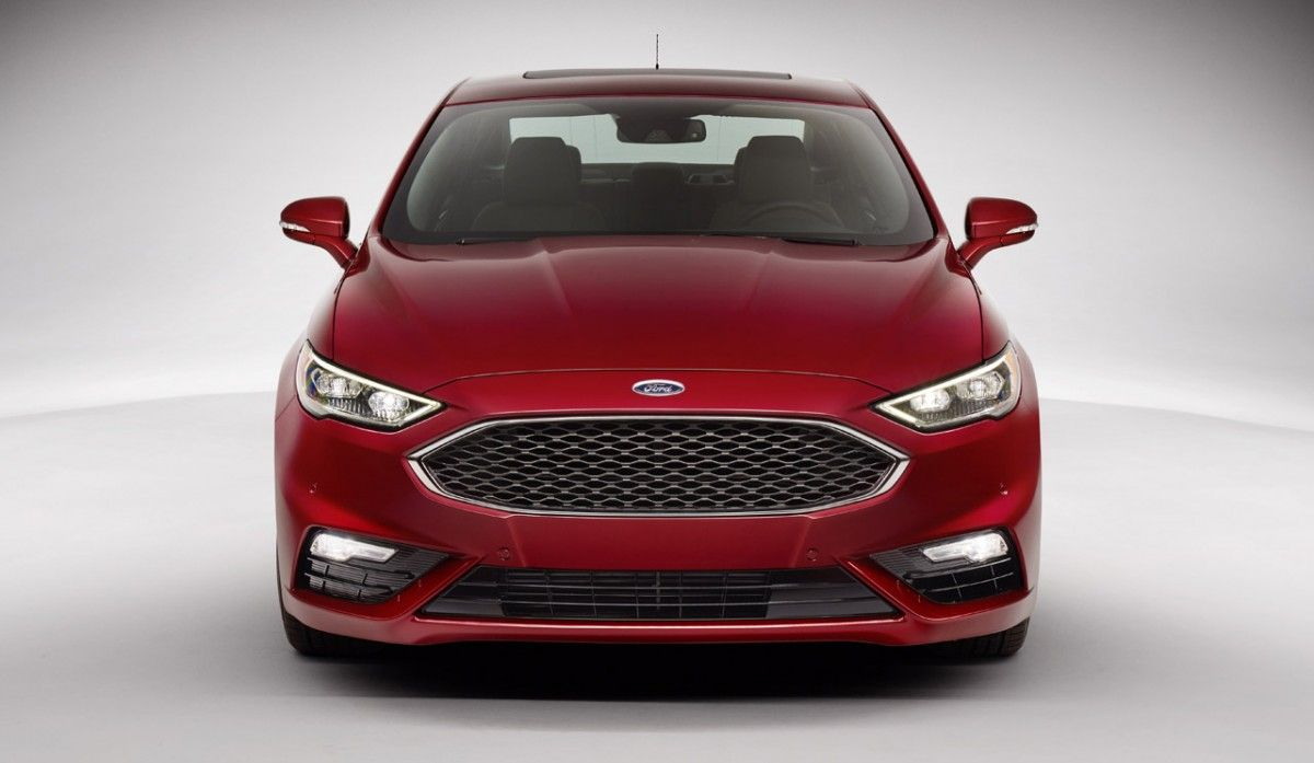 2017 Ford Fusion Refreshed Looks, More Luxury and More