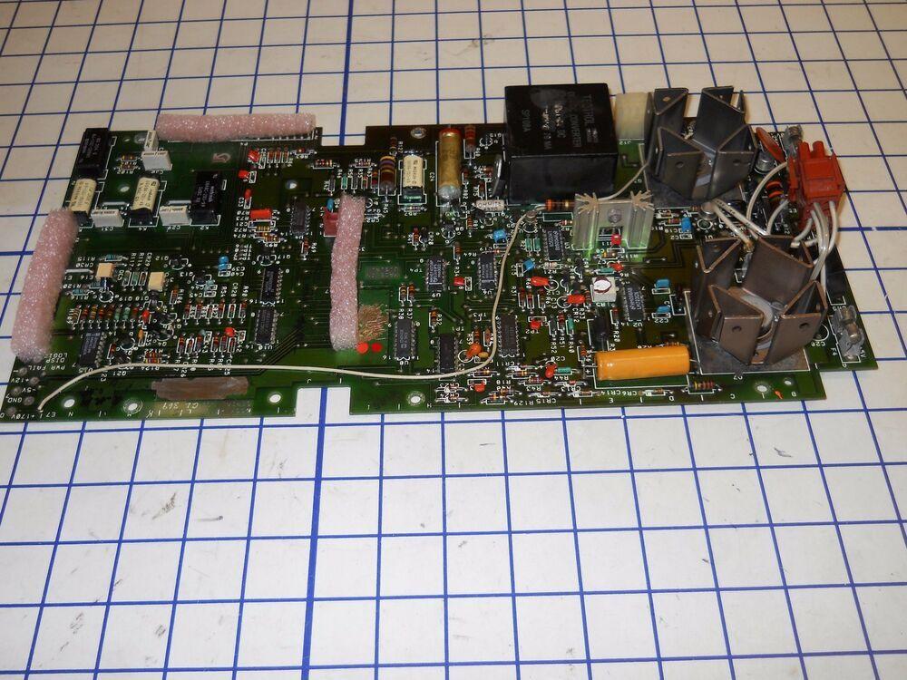 RDM Industrial Electronics W01513G1R FUEL PUMP REGULATOR
