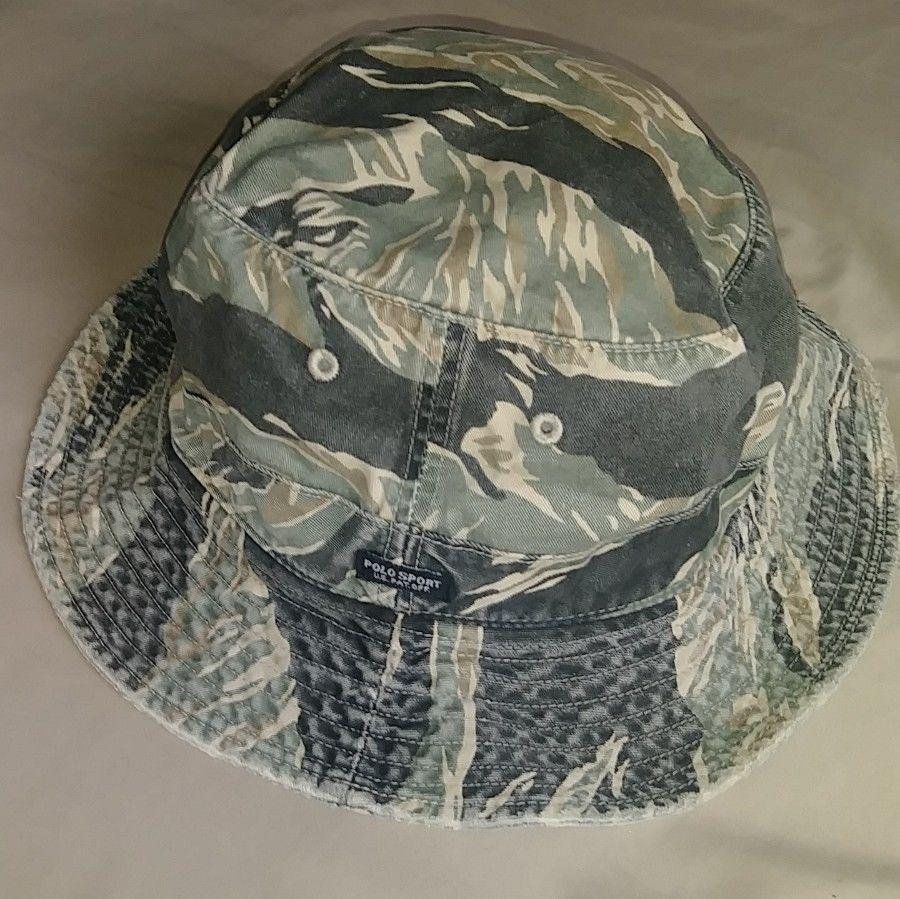 c631f72b5c4 Polo ralph lauren vintage tiger bucket hat (eBay Link)