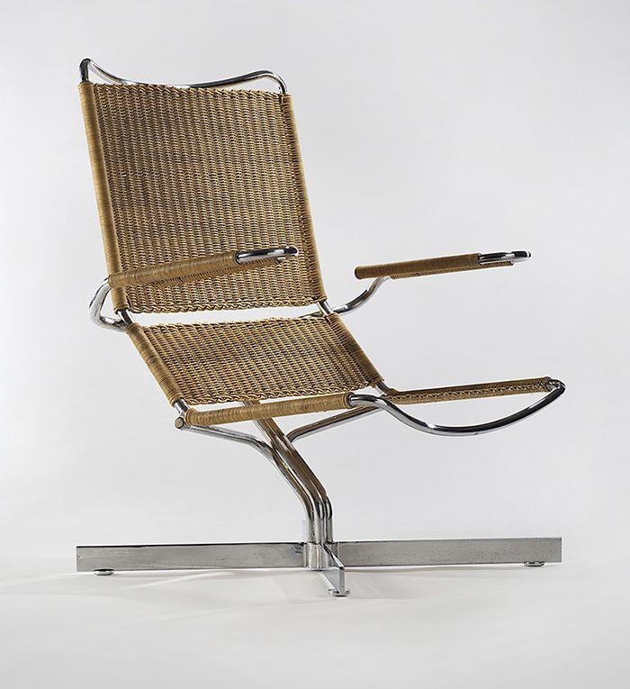 Design Miami Basel 2014 Caillettes Chaise Rotin Mobilier De Salon