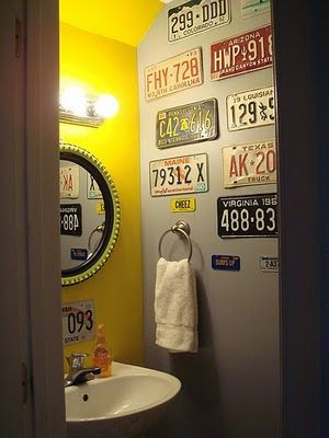 For our bathroom, this would be amazing | Boys bathroom ideas ...