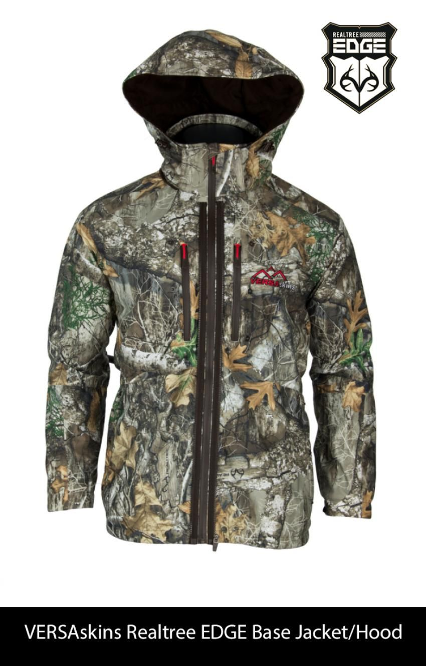 61a994d894cc2 The VERSAskins Base Jacket is the foundation for the complete system to  improve your outdoor hunting