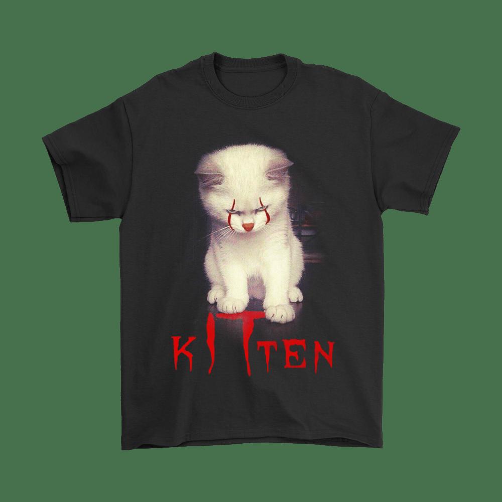 It Pennywise Kittywise Kitten Purrrfect Stephen King Shirts Potatotee Store King Shirt Stephen King Pennywise