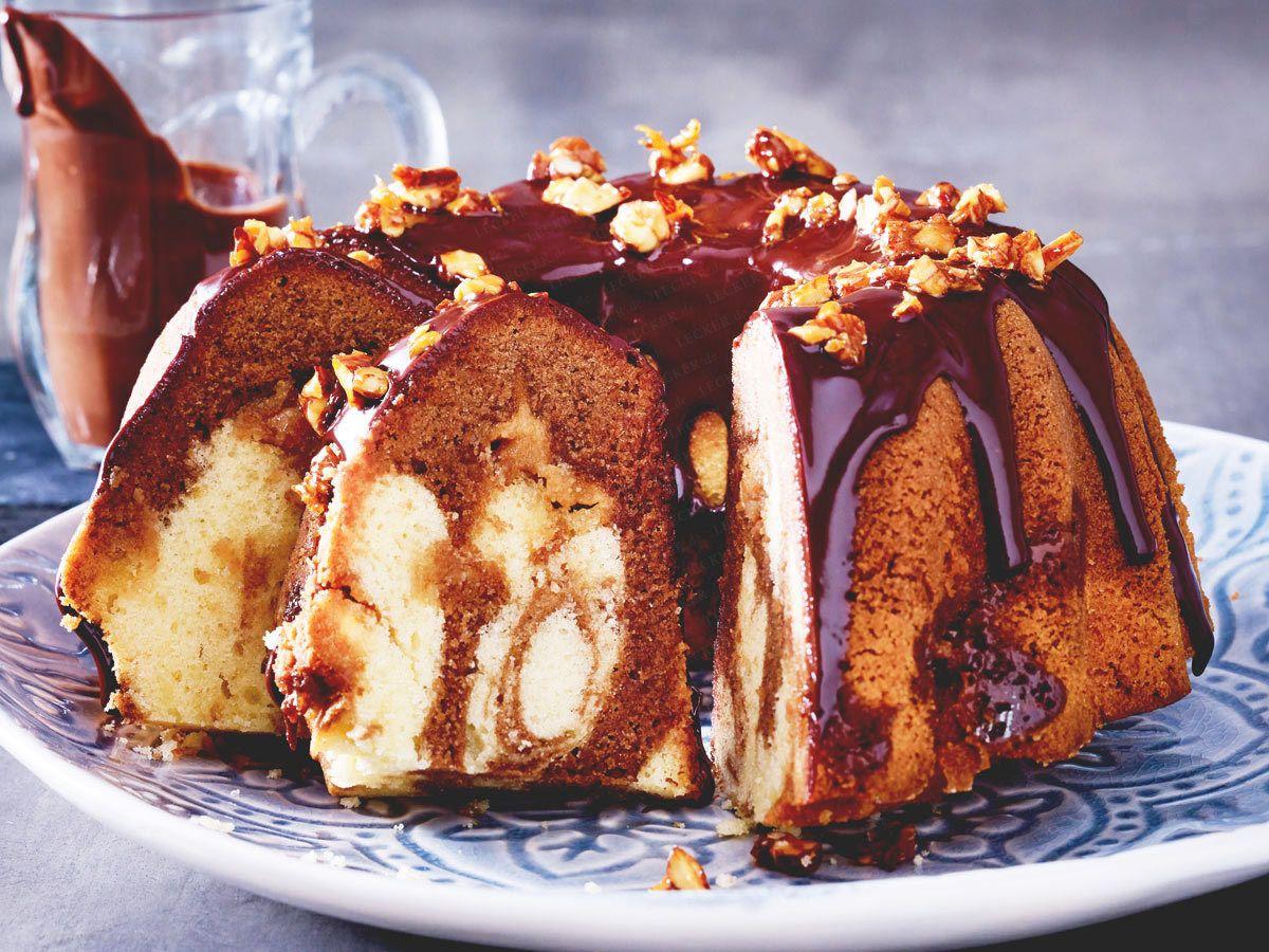 Saftiger Marmorkuchen Klassisch Und Raffiniert Kuchen Pinterest