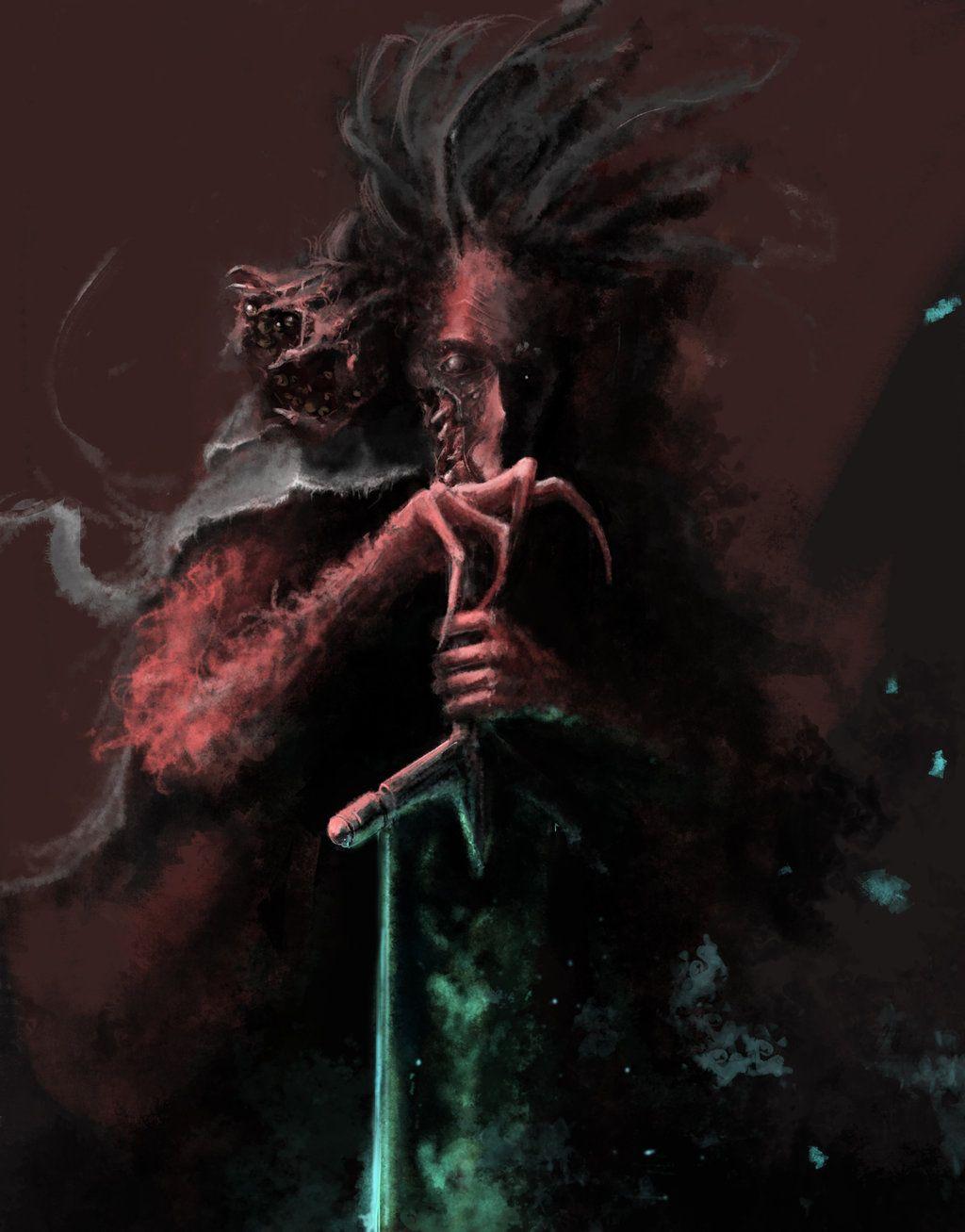 Ludwig The Holy Blade Bloodborne Bloodborne Art Dark Souls Art