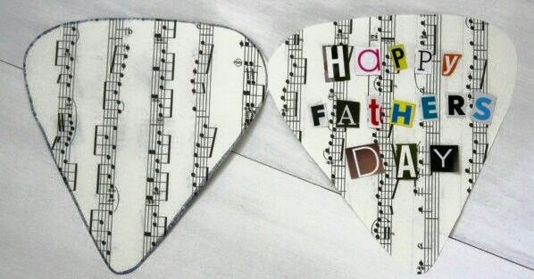 To all you rockin' Dads out there, happy Father's Day!!!