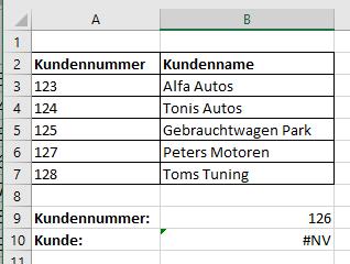 Der Sverweis In Excel Mit Beispiel Edv Tipps Und Tricks Tipps Excel Tipps Tipps Und Tricks