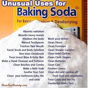 The many uses of #bakingsoda