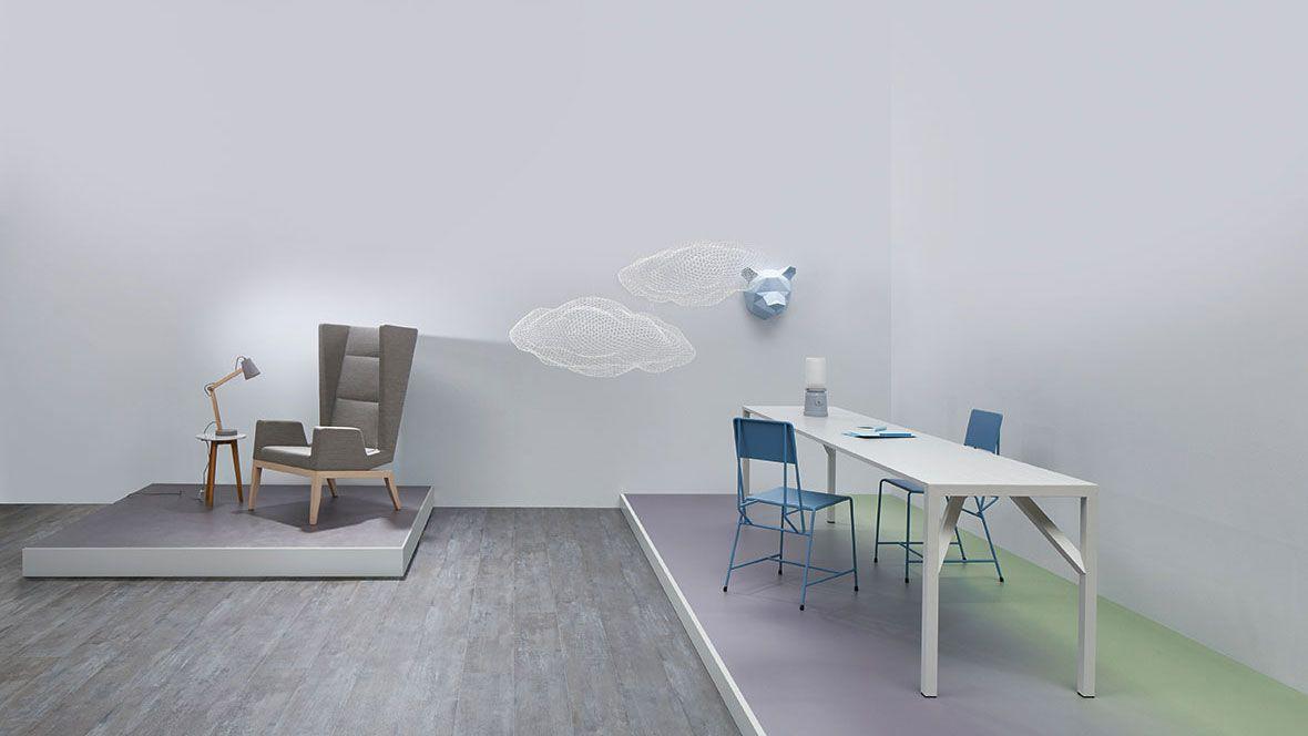Eternal design vinyl sheet Forbo Flooring Systems