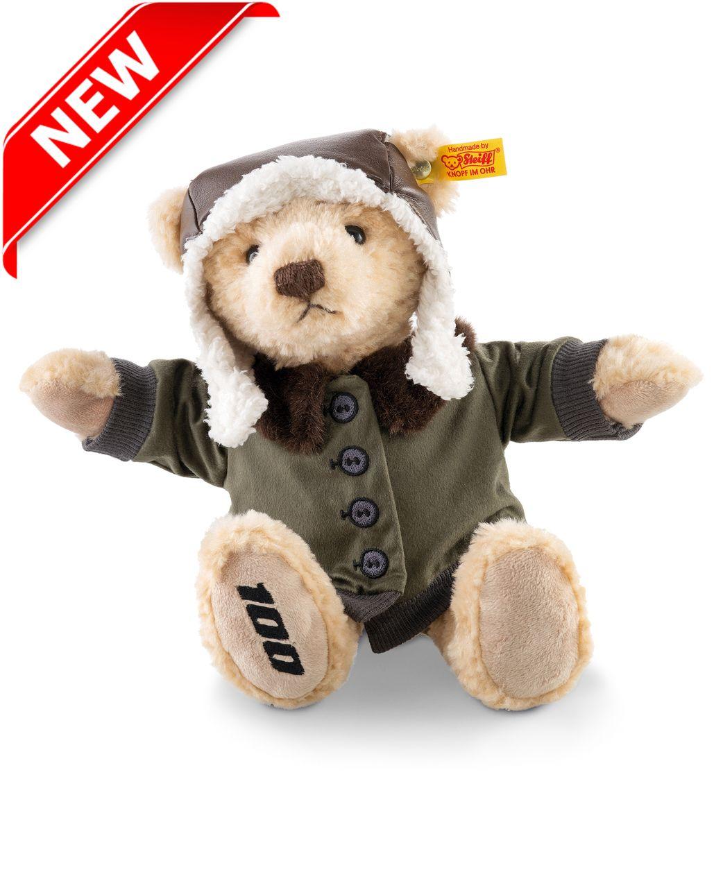 Boeing 100th anniversary teddy bear steiff usa online ean