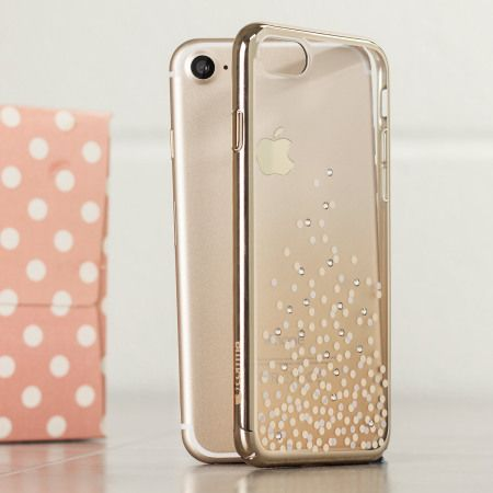 360 iphone 8 case gold