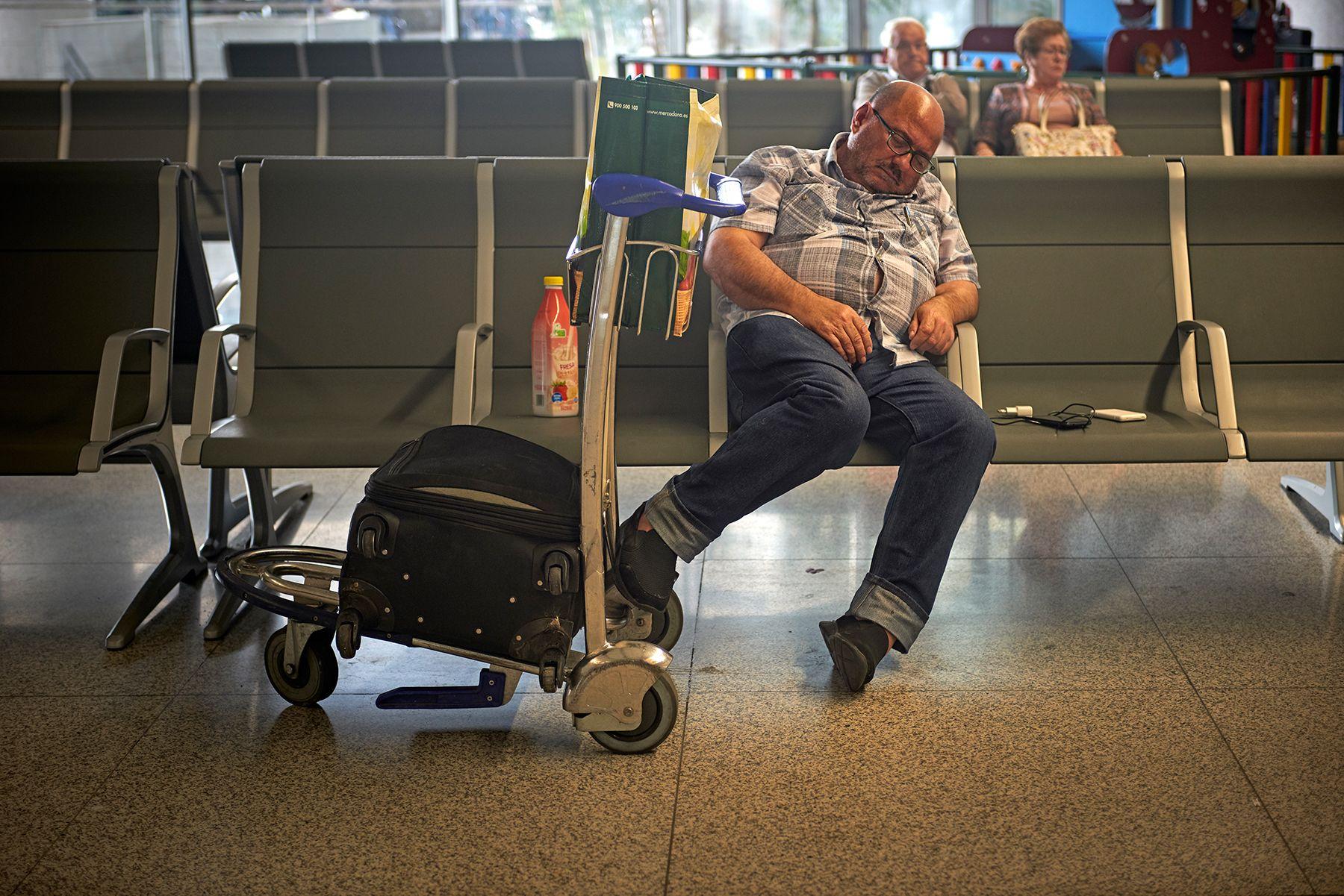 Aeropuertos 18 -jet lag-