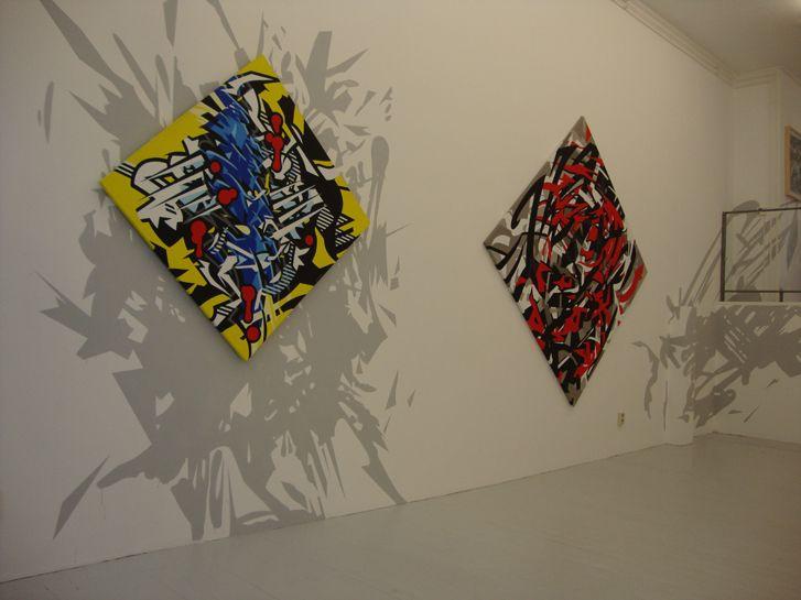 Luuk Bode @ Gallery Iris Cornelis, Rotterdam.